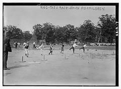 Ring-Toss Race - Brooklyn Public School Childr...